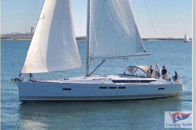 2013 JEANNEAU Sun Odyssey 509 Motorsailor 2593122