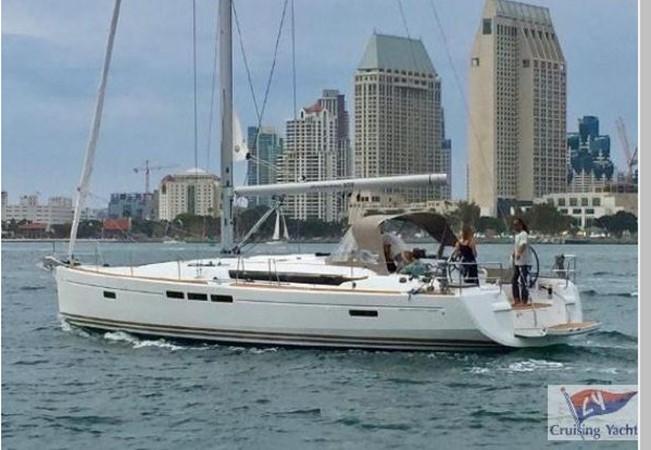 2013 JEANNEAU Sun Odyssey 509 Motorsailor 2593123