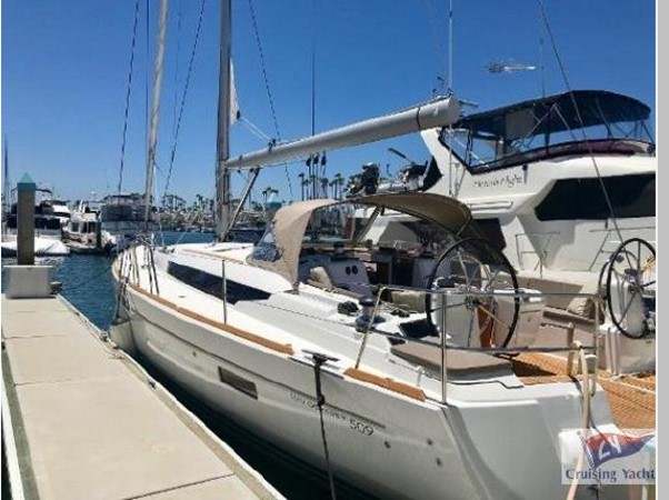 2013 JEANNEAU Sun Odyssey 509 Motorsailor 2593124