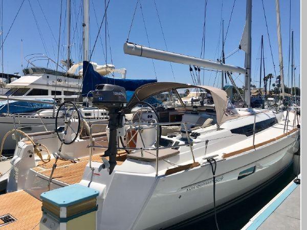 2013 JEANNEAU Sun Odyssey 509 Motorsailor 2593125