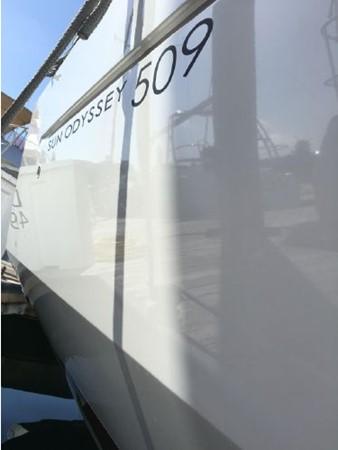 2013 JEANNEAU Sun Odyssey 509 Motorsailor 2593126