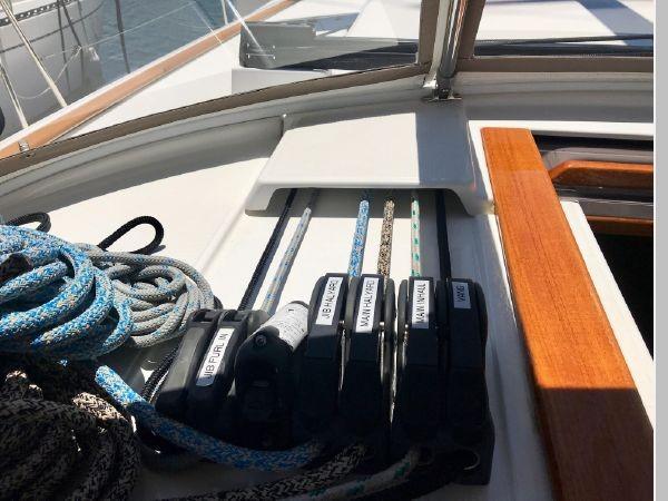 2013 JEANNEAU Sun Odyssey 509 Motorsailor 2593180