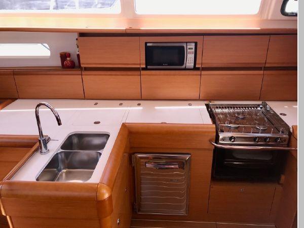 2013 JEANNEAU Sun Odyssey 509 Motorsailor 2593186