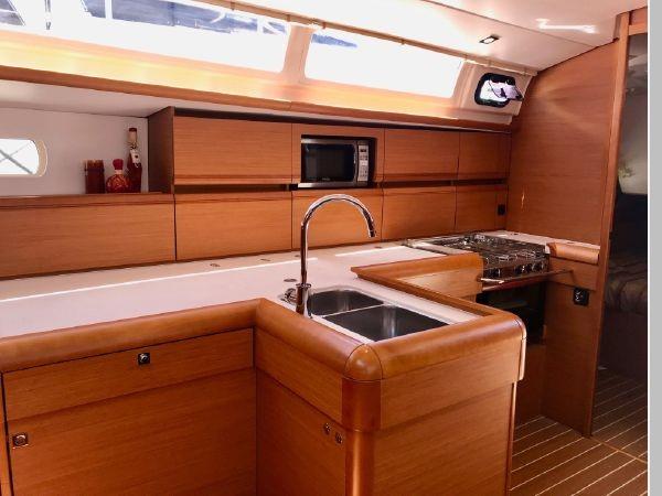 2013 JEANNEAU Sun Odyssey 509 Motorsailor 2593187