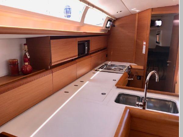 2013 JEANNEAU Sun Odyssey 509 Motorsailor 2593197