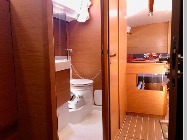 2013 JEANNEAU Sun Odyssey 509 Motorsailor 2593207