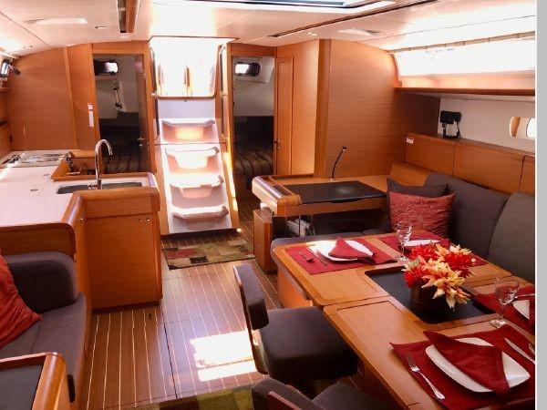 2013 JEANNEAU Sun Odyssey 509 Motorsailor 2593250