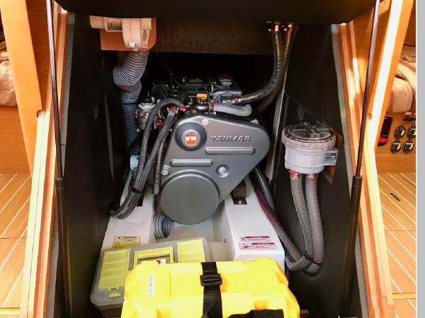 2013 JEANNEAU Sun Odyssey 509 Motorsailor 2593252
