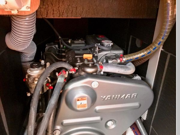 2013 JEANNEAU Sun Odyssey 509 Motorsailor 2593253