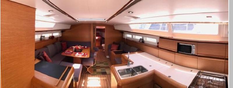 2013 JEANNEAU Sun Odyssey 509 Motorsailor 2593257