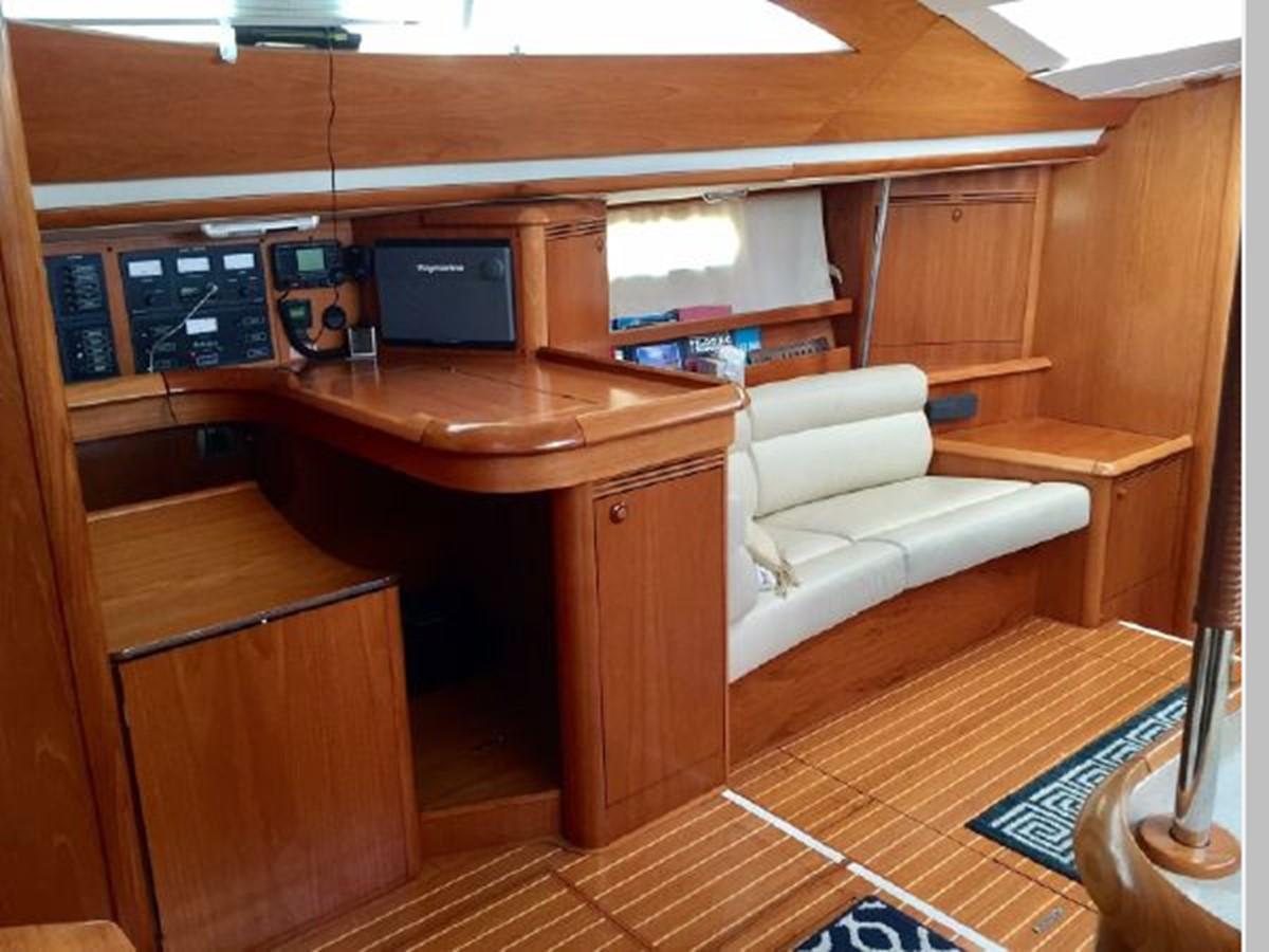 2006 JEANNEAU 49 DS Cruising/Racing Sailboat 2593294