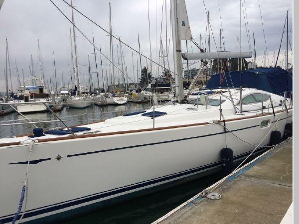 2006 JEANNEAU 49 DS Cruising/Racing Sailboat 2593291