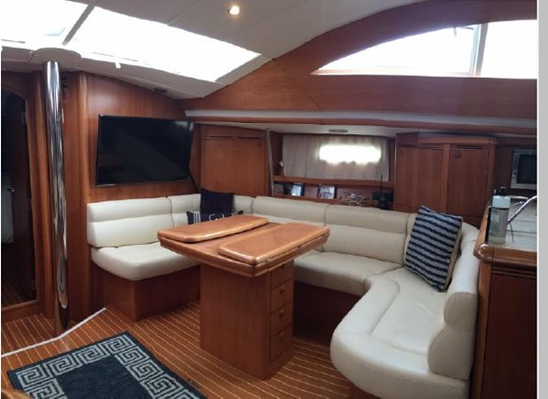 2006 JEANNEAU 49 DS Cruising/Racing Sailboat 2593296