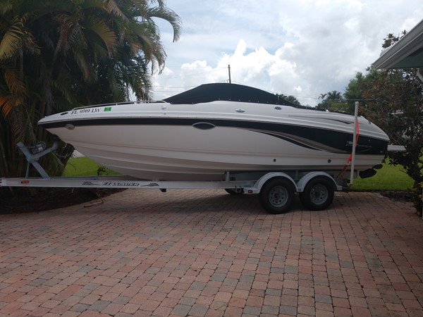 2002 CHAPARRAL  Runabout 2686357