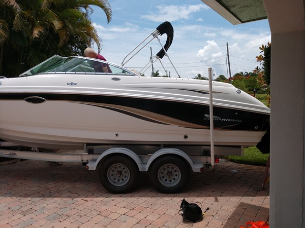 2002 CHAPARRAL  Runabout 2686358