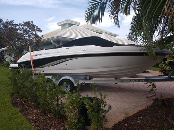 2002 CHAPARRAL  Runabout 2686359