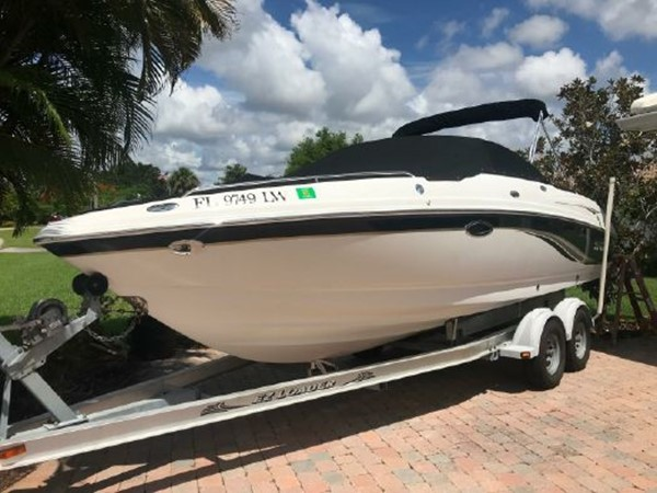 2002 CHAPARRAL  Runabout 2686360