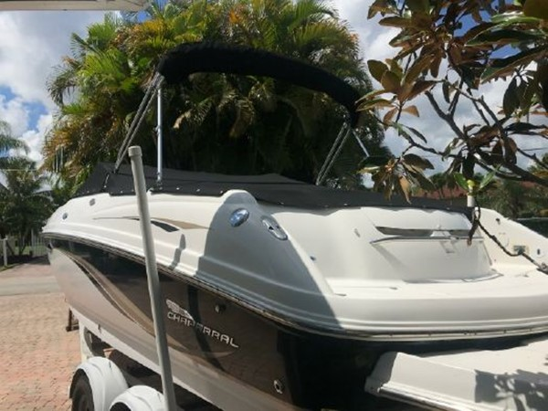 2002 CHAPARRAL  Runabout 2686361
