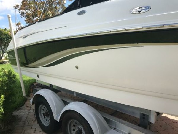 2002 CHAPARRAL  Runabout 2686362