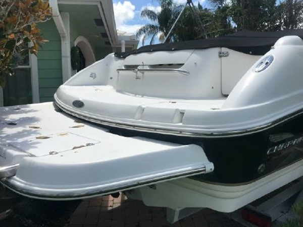 2002 CHAPARRAL  Runabout 2686367