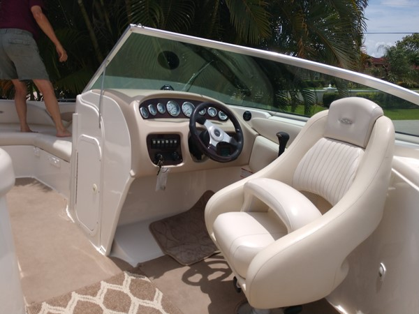 2002 CHAPARRAL  Runabout 2686374