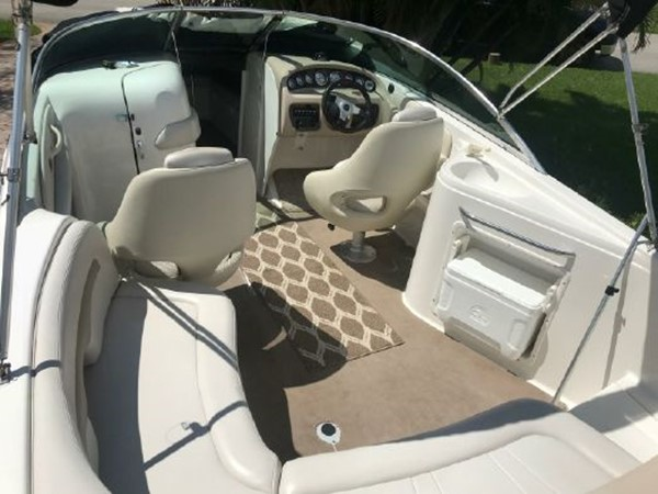 2002 CHAPARRAL  Runabout 2686385