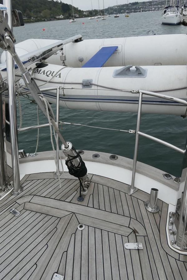 german-frers-60-44 2000 SOUTHAMPTON YACHT SERVICES German Frers 60 Cruising Sailboat 2695483