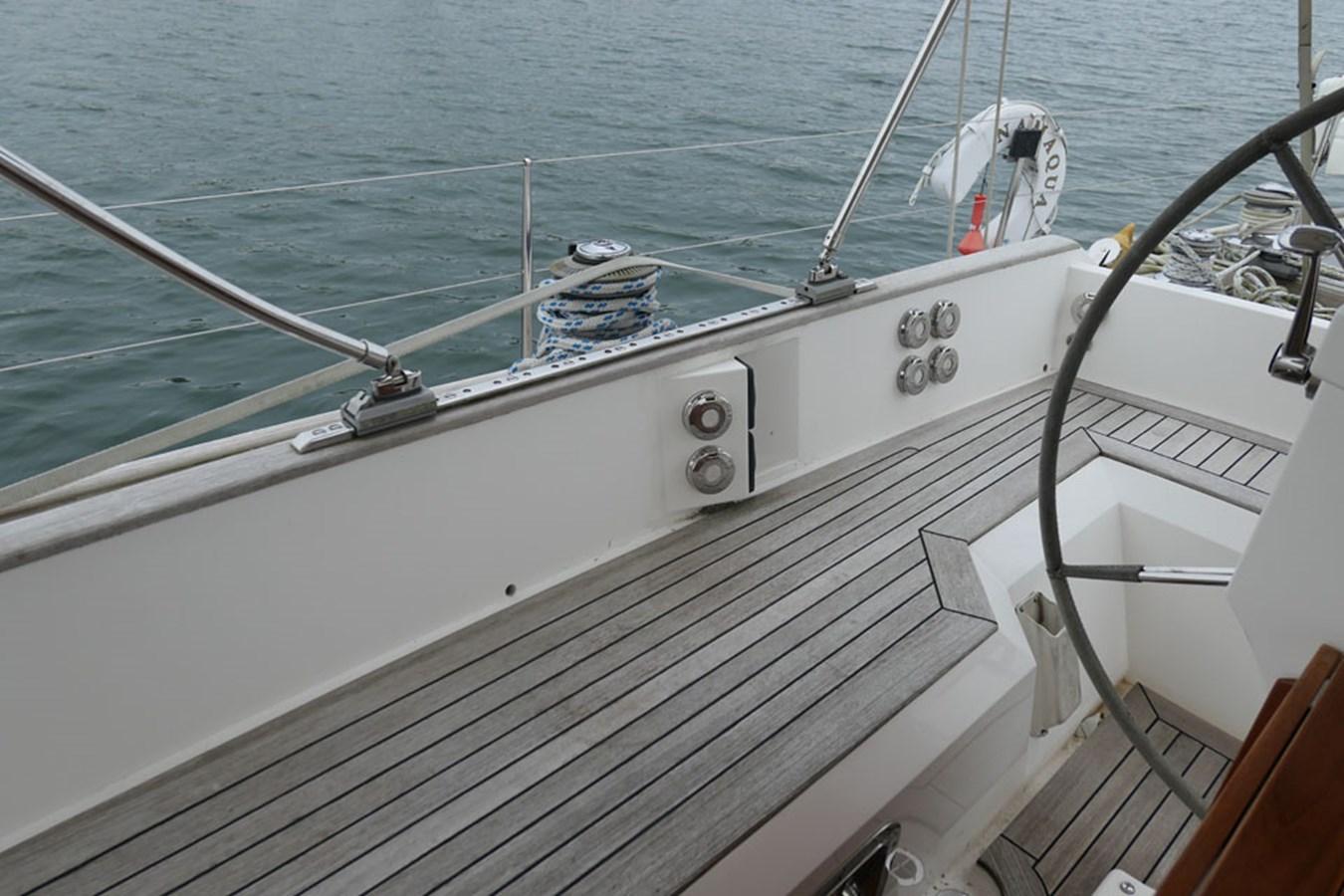 german-frers-60-48 2000 SOUTHAMPTON YACHT SERVICES German Frers 60 Cruising Sailboat 2695487