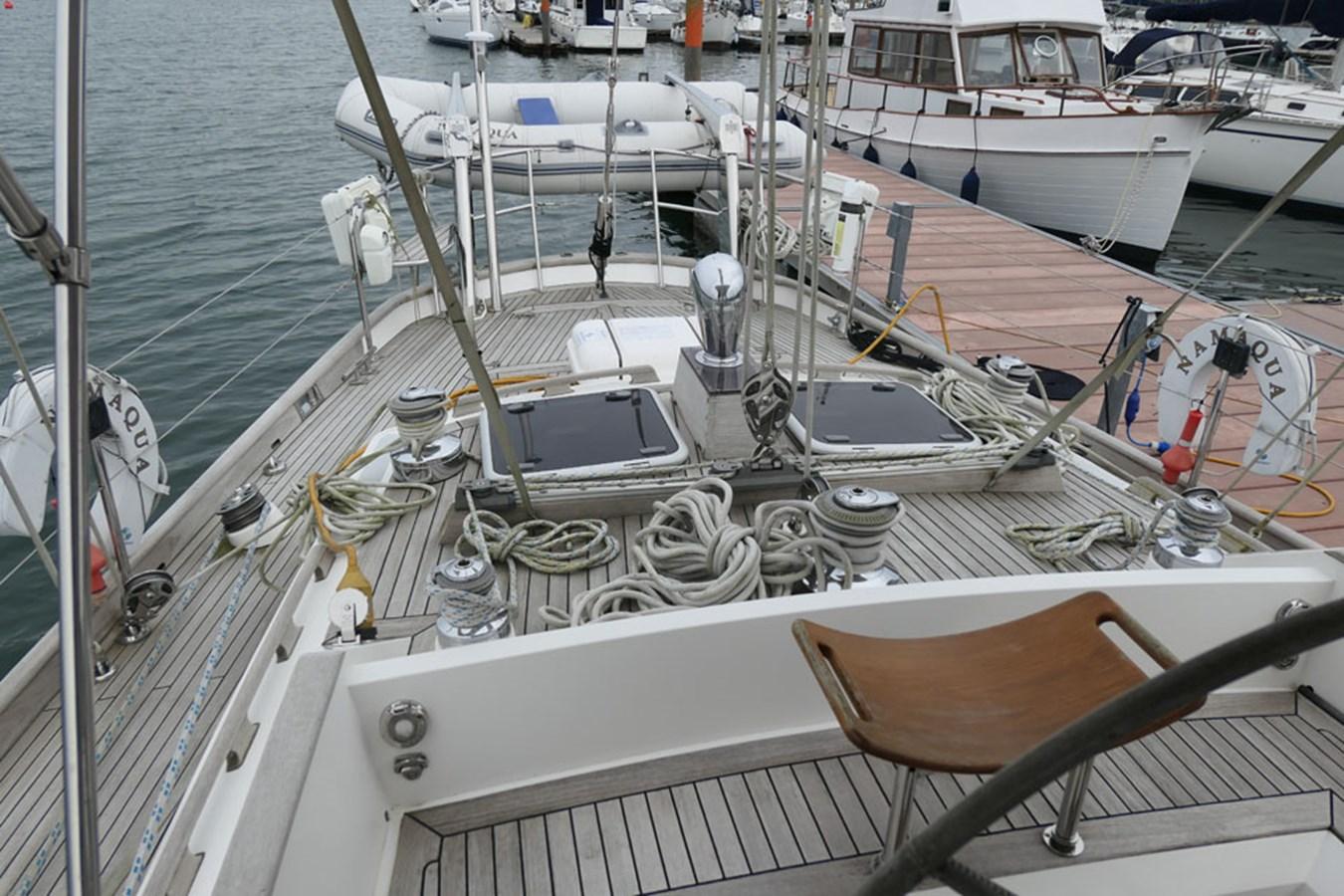 german-frers-60-49 2000 SOUTHAMPTON YACHT SERVICES German Frers 60 Cruising Sailboat 2695488