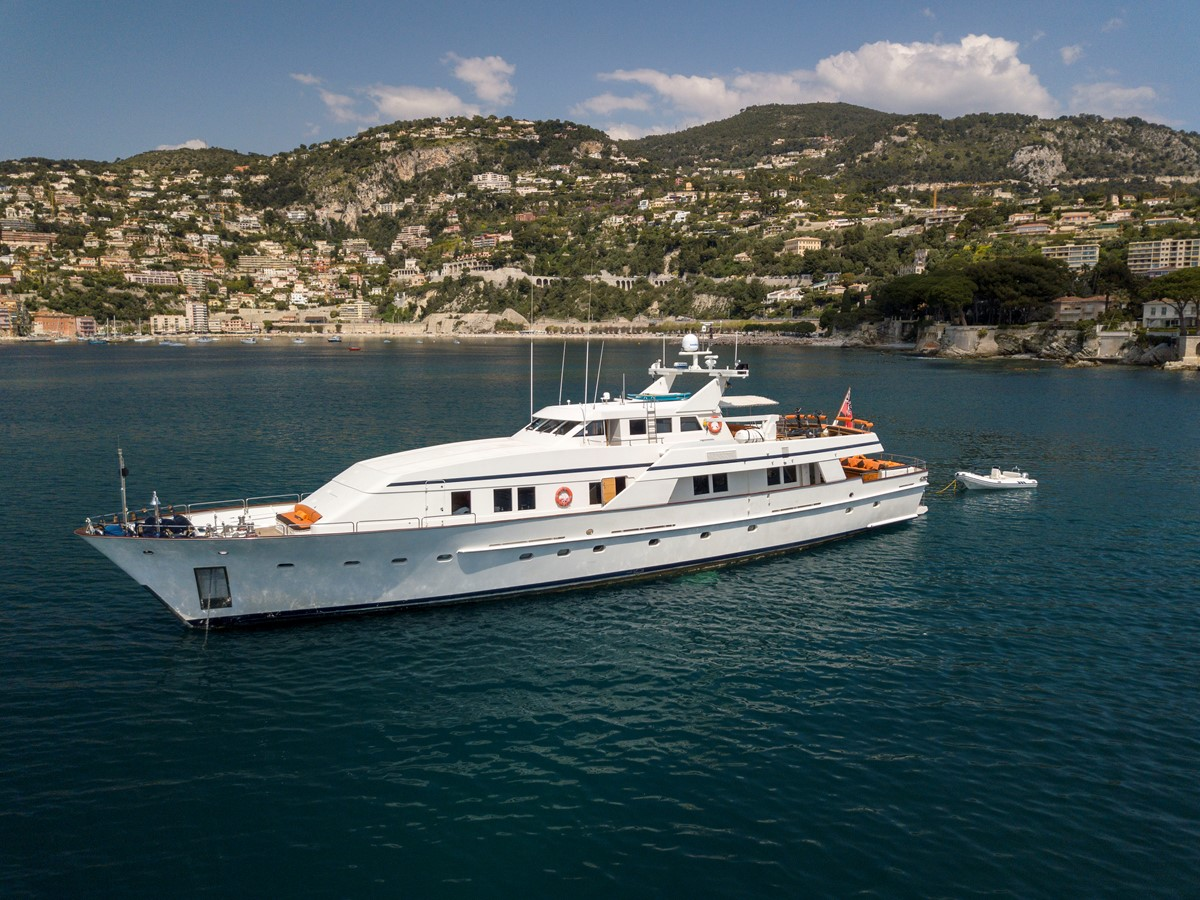 Fiorente yacht for sale
