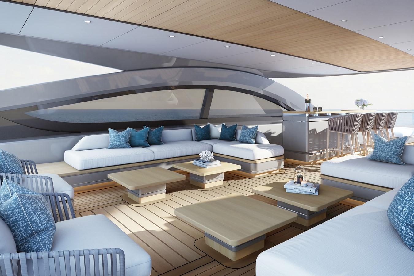 2022 BENETTI Steel and Aluminum M/Y Motor Yacht 2594096