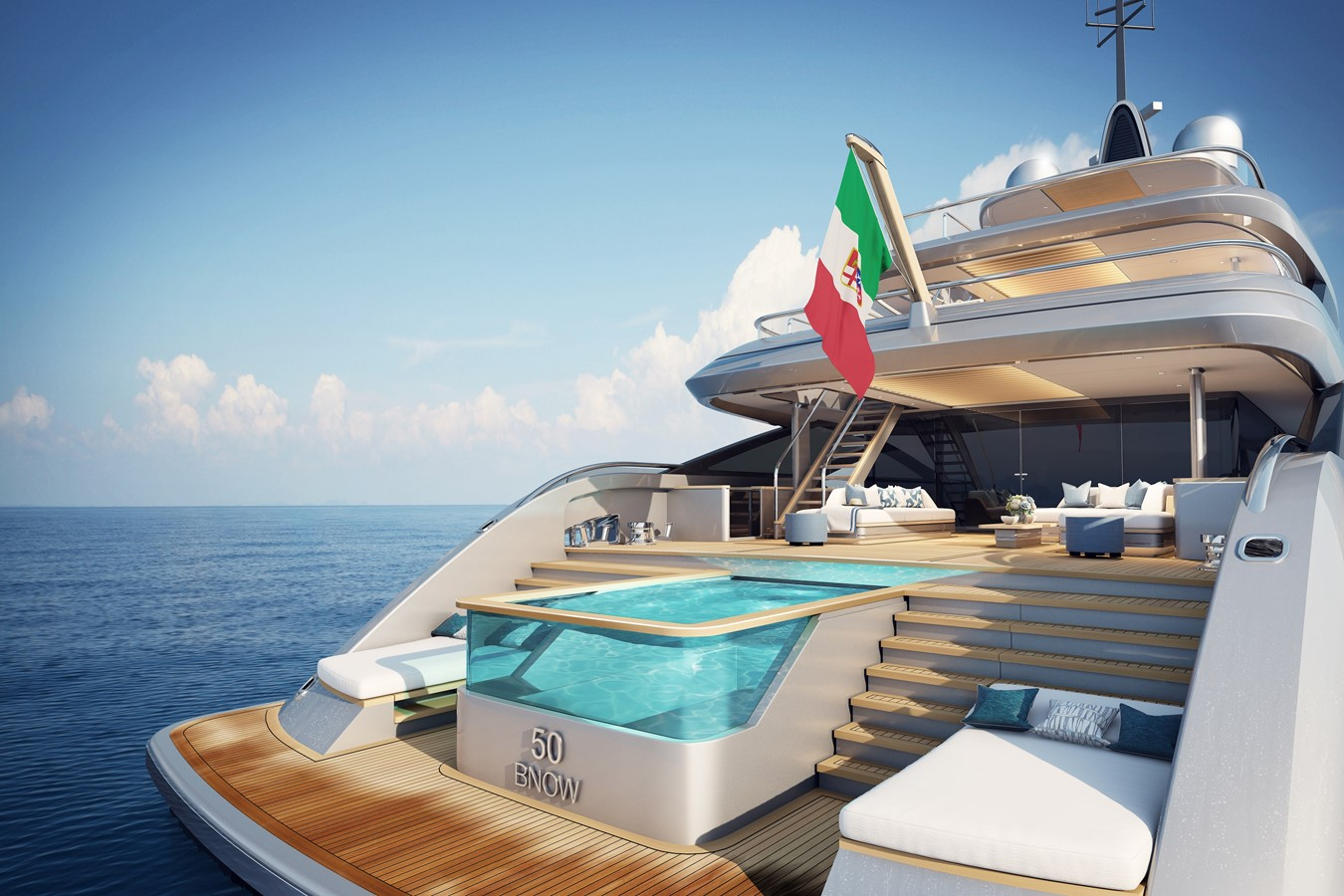 2022 BENETTI Steel and Aluminum M/Y Motor Yacht 2594098
