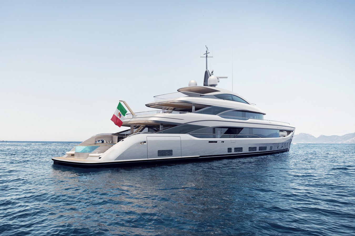 2022 BENETTI Steel and Aluminum M/Y Motor Yacht 2594099