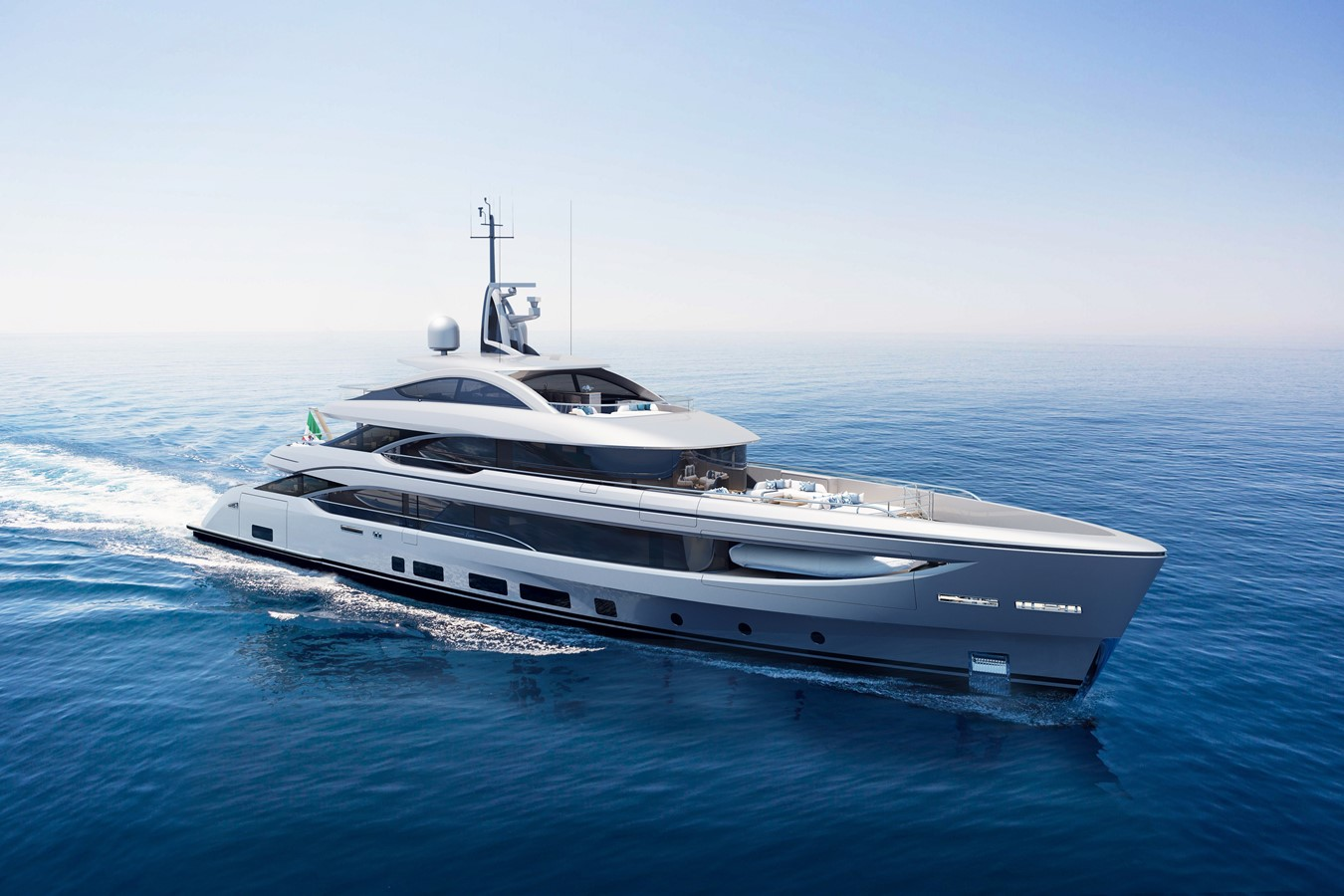 2022 BENETTI Steel and Aluminum M/Y Motor Yacht 2594101