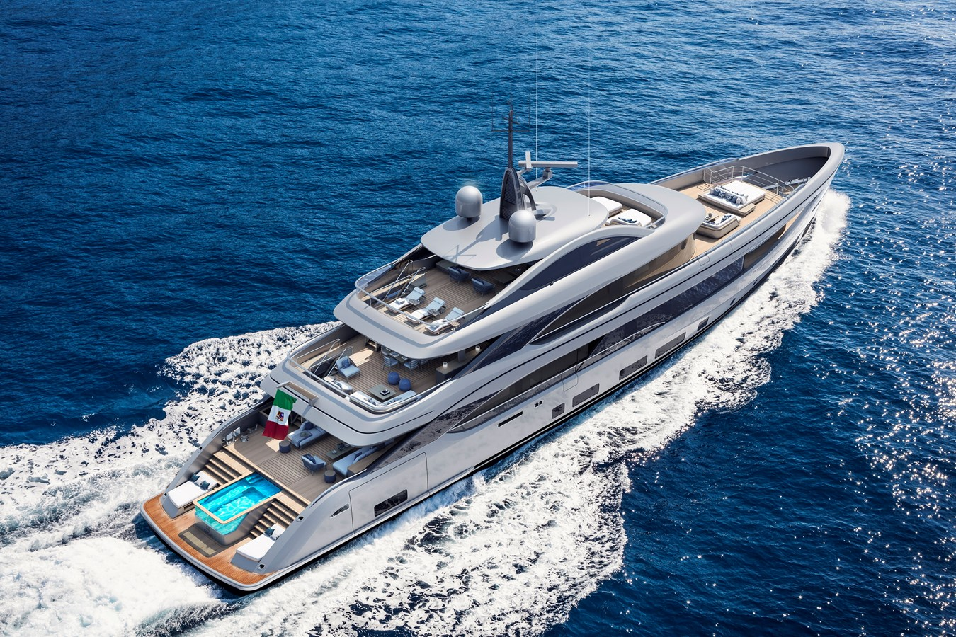 2022 BENETTI Steel and Aluminum M/Y Motor Yacht 2594102