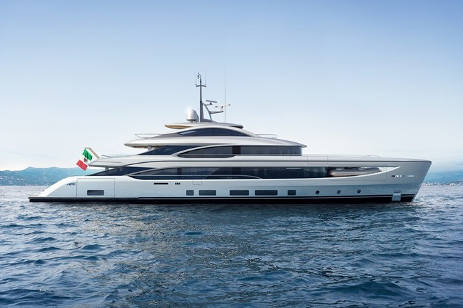 2021 BENETTI Steel and Aluminum M/Y Motor Yacht 2594093