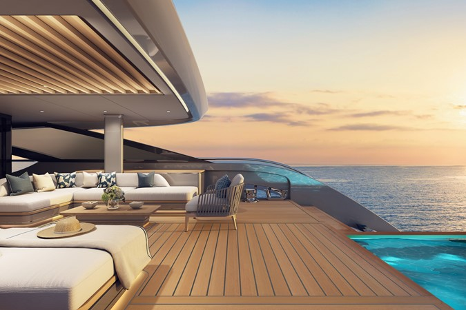 2021 BENETTI Steel and Aluminum M/Y Motor Yacht 2594097