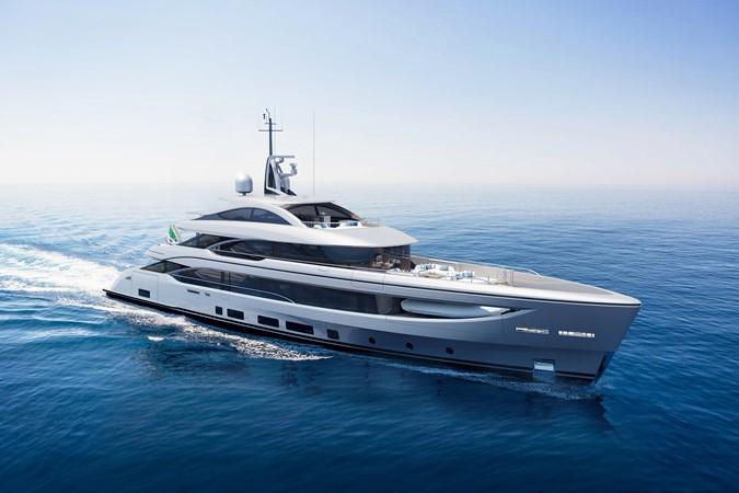 2021 BENETTI Steel and Aluminum M/Y Motor Yacht 2594101