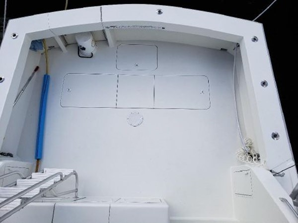 Cockpit 1989 VIKING 45 Convertible Sport Fisherman 2594204