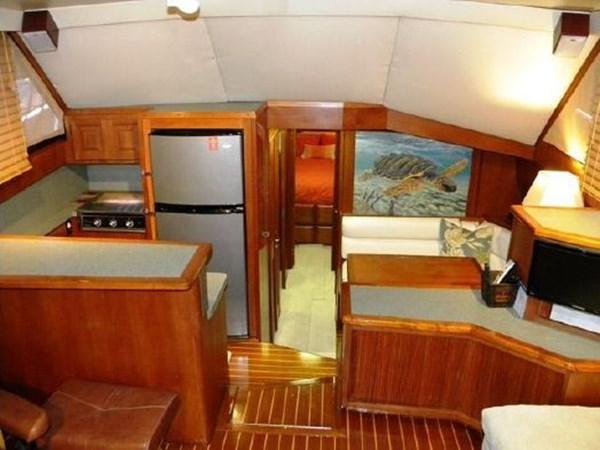 Galley 1989 VIKING 45 Convertible Sport Fisherman 2594211