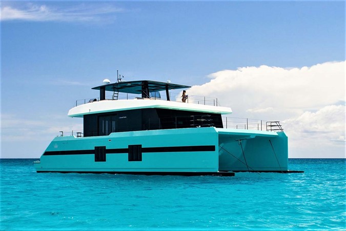 Main Profile 2018 SUNREEF 68 Supreme Power Catamaran 2595677