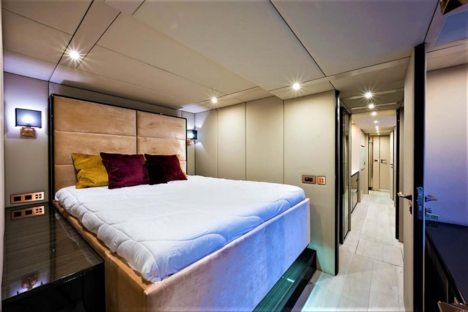 VIP Stateroom 2018 SUNREEF 68 Supreme Power Catamaran 2595722