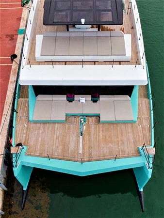 Bow 2018 SUNREEF 68 Supreme Power Catamaran 2595740