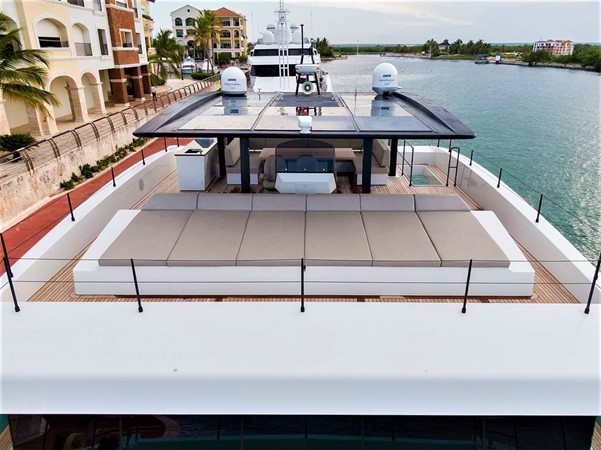 Flybidge 2018 SUNREEF 68 Supreme Power Catamaran 2595766