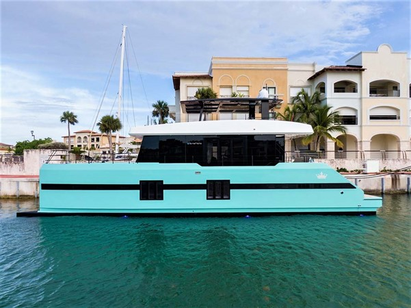Port View 2018 SUNREEF 68 Supreme Power Catamaran 2595797