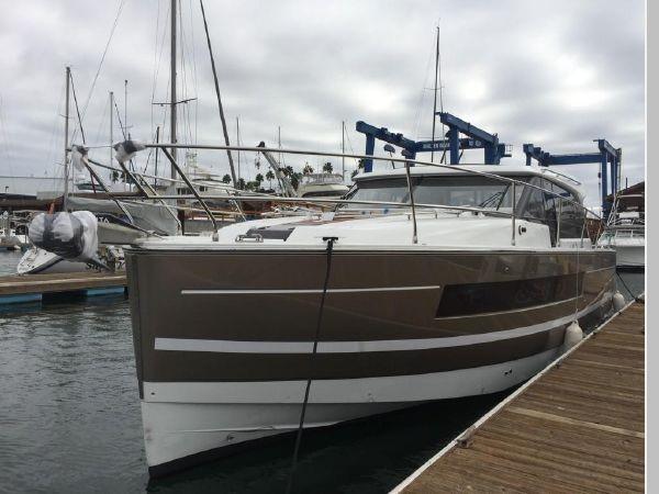 2016 JEANNEAU NC 14 Motor Yacht 2594464