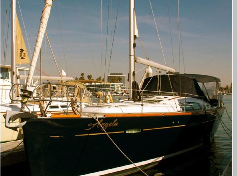 2008 BENETEAU America 46 Cruising Sailboat 2594931