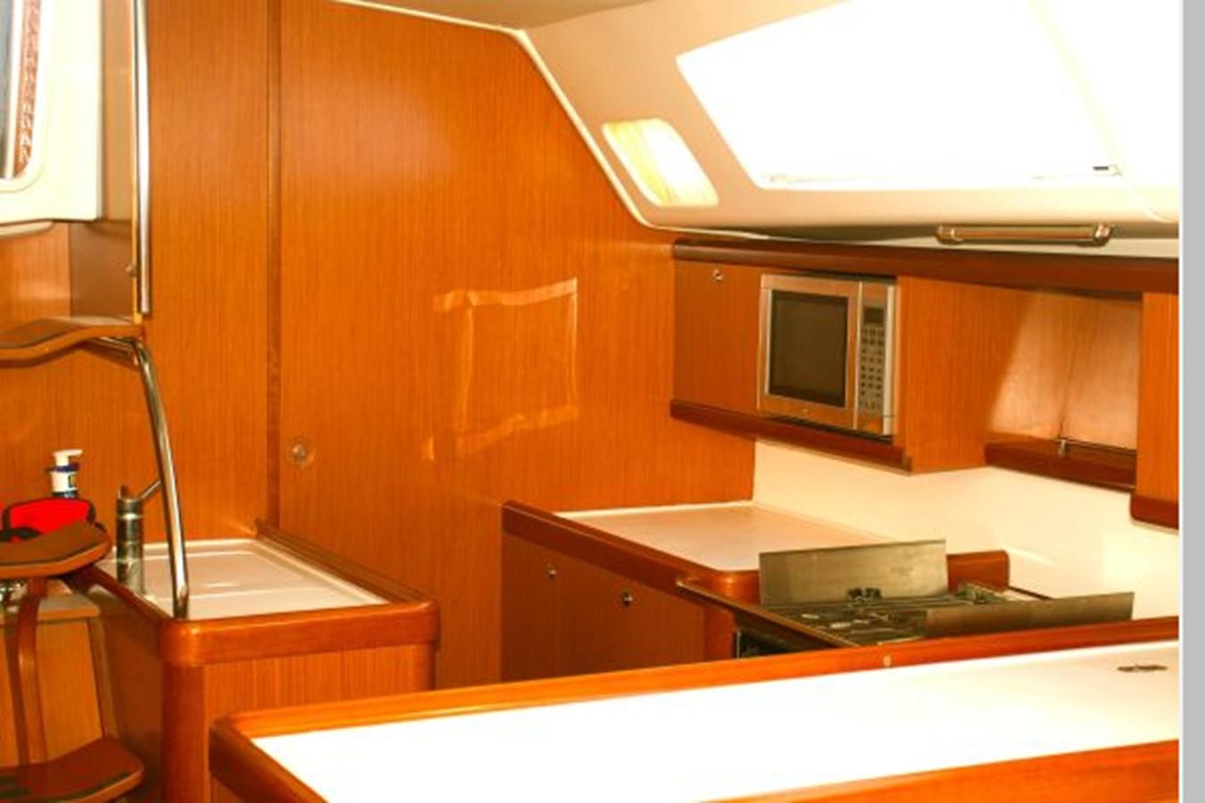 2008 BENETEAU America 46 Cruising Sailboat 2594934