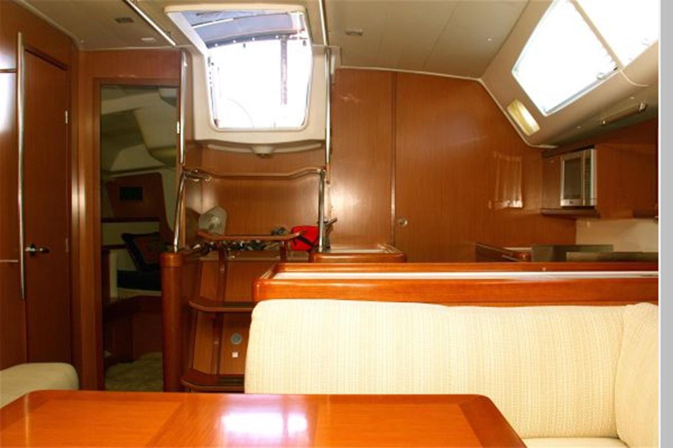 2008 BENETEAU America 46 Cruising Sailboat 2594935