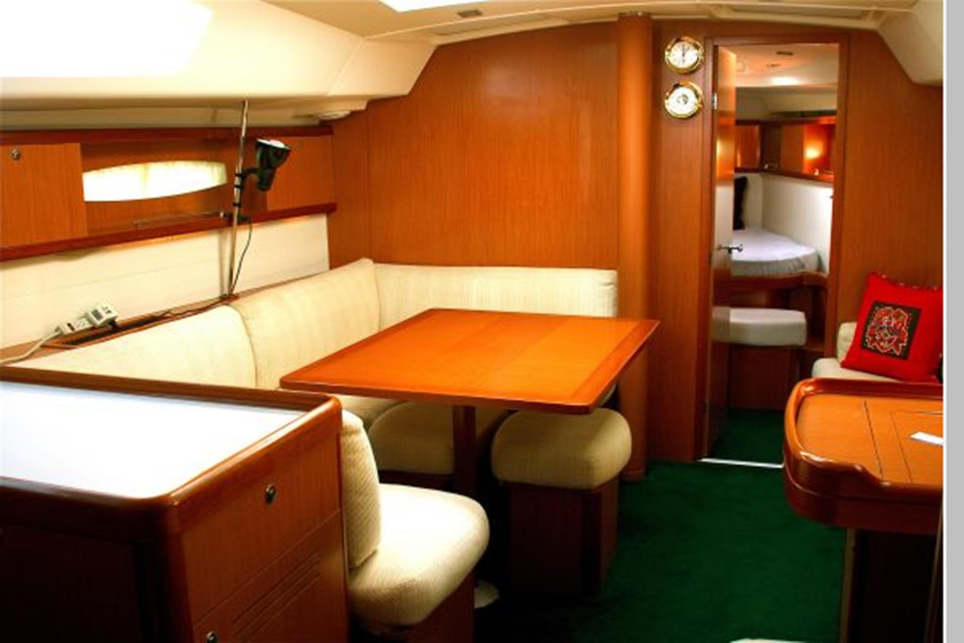 2008 BENETEAU America 46 Cruising Sailboat 2594941